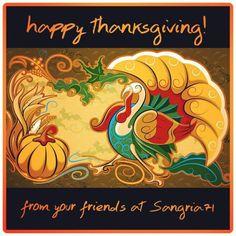 #happythanksgiving #sangria71 #hillsideave #willistonpark #longisland #turkeyday #family #love #november #fromourfamilytoyours