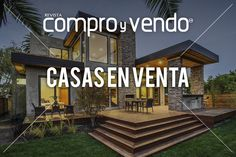 ¿Buscas #casa nueva? Visita www.comproyvendo.mx #Zacatecas #Aguascalienes #Morelos #Tabasco #Magazine #Revista