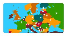 Capitals of Europe Quiz: challenging map quiz including the capitals of the 46 countries of Europe. Have fun and train your brain! World Map Quiz, Europe Quiz, World Geography Games, Choices Game, Train Your Brain, Gaming Computer, Online Games, Play, Geography