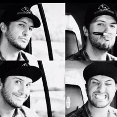 Luke Bryan, need I say more?!?!?!   he is my absolute favorite country singer!!! <3