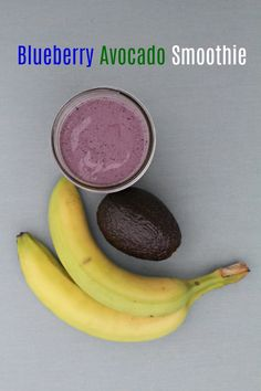 Healthy Smoothies Recipe This Blueberry Avocado Smoothie is filled with antioxidants and all the nutrients your healthy lifestyle is calling for! Plus, this smoothie tastes great! Protein Smoothies, Easy Smoothies, Juice Smoothie, Breakfast Smoothies, Fruit Smoothies, Smoothie Detox, Power Smoothie, Blueberry Breakfast, Smoothie Bowl