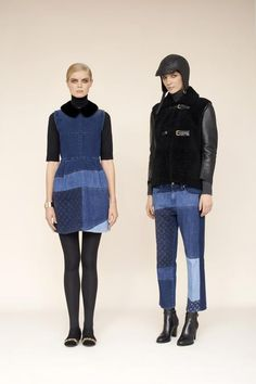 Louis Vuitton Pre Fall 2013 Collection!