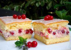 Grízes gyümölcsös süti | Varga Gábor receptje - Cookpad