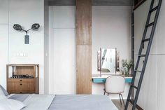 Dwell - 10 Small Apartments by a Hong Kong Design Studio That Are Less Than 1,000 Square Feet