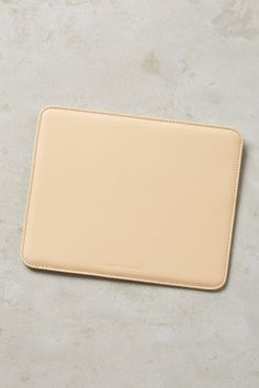 Leather Mouse Pad - anthropologie.com