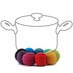 Rainbow Kula Trivet