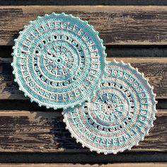 Ravelry: North Sea Mandala pattern by Tatsiana Kupryianchyk