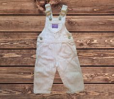 Girls Overalls (Size: 24 Months)