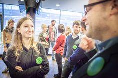 Hanno[Lab] trifft 96, Nov. 2014. Organisiert und initiiert von kre|H|tiv und Nexster. Fotos: Lennart Helal. Hier: WarmUp, Kennenlernen