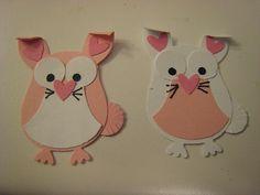 Valentine owl punch