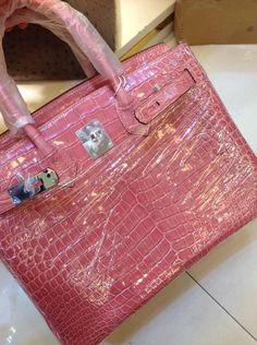 Crocodile Leather Bags
