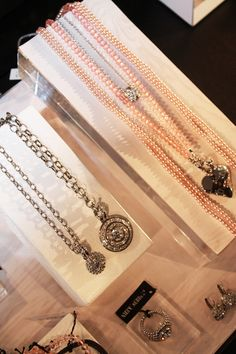 """Dyrberg Kern's latest """"moods' collection Pretty In Pink, Collection, Jewerly"""