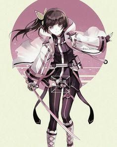 Girls Anime, Kawaii Anime Girl, Anime Art Girl, Anime Guys, Demon Slayer, Slayer Anime, Anime Angel, Anime Demon, Cute Anime Character