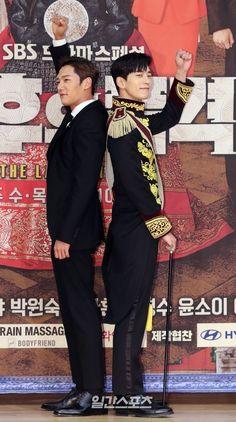 Lee Hyuk, Choi Jin Hyuk, Jang Nara, Korean Actors, Dramas, Singing, Entertainment, Asian, Actresses