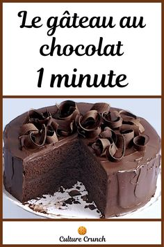 Chocolate Recipes, Chocolate Cake, Cake Recipes, Dessert Recipes, Tasty Bites, Pie Tops, Mini Desserts, Cupcake Cookies, Let Them Eat Cake