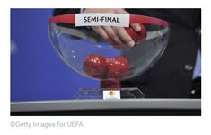 Champions League & Europa League semi-final draw #ChampionsLeague # EuropaLeague #semi-final lets play #bet555 #win555b #soccer #sportbet  #sportbets  #sportbet
