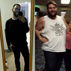 After losing both his parents, Joey Morganelli hit nearly 400 pounds. Going vegan helped him turn his life around. He has lost 150 pounds and his mental health has improved.