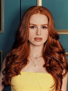 Most beautiful redhead 🍒 Madelaine Petsch, Cheryl Blossom Riverdale, Peinados Pin Up, Nagellack Trends, Zendaya Coleman, Beautiful Redhead, Beautiful Actresses, Hair Inspo, Pretty People