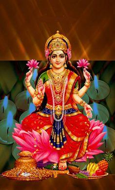 Lakshmi is also an important deity in Jainism and found in Jain temples Lakshmi hindu art Lakshmi wealth Lakshmi goddesses Lakshmi haram Lakshmi tanjore painting Lakshmi vaddanam Lakshmi bangle Lakshmi decoration Lakshmi necklace Shiva Hindu, Hindu Deities, Krishna, Hinduism, Hindu Art, Lakshmi Photos, Lakshmi Images, Indian Goddess, Goddess Lakshmi