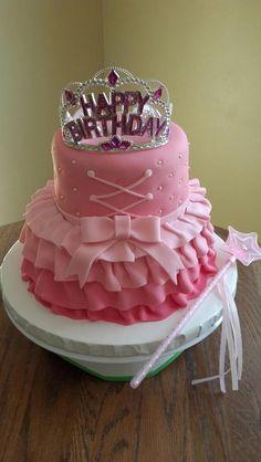 Ballerina Princess Cake  - The Bakery at Elkmont 2012
