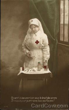 Nurse in Uniform Women