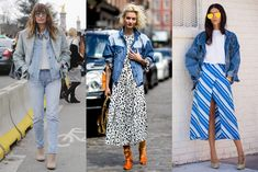 How To Style A Denim Jacket: What To Wear With Your Wardrobe Essential