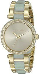 Michael Kors Access, Men's Smartwatch, Dylan Stainless Steel with Blue Silicone, Stainless Steel Watch, Fashion Killa, Michael Kors Watch, Gold Watch, Smart Watch, Quartz, Rose Gold, Bling, Female Watches
