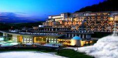 Relax Evening at Hotel Saliris Resort, Hungary
