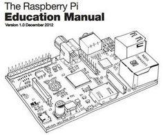 El Raspberry Pi ya tiene su manual educativo de código abierto
