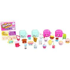 Mega Pack Shopkins Season 5 Musical Miniatures -- Awesome products selected by Anna Churchill