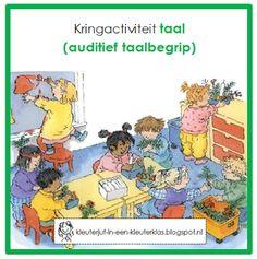 Kringactiviteit taal - Waar hoort het bij? Thema KERST
