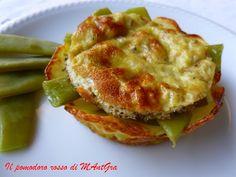 Il Pomodoro Rosso di MAntGra: Nidi di patate e taccole