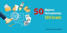 50 Mejores herramientas SEO gratis en 2016