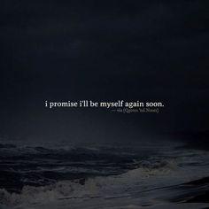 I promise I'll be myself again soon. —via http://ift.tt/2eY7hg4