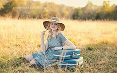 senior photography vintage themed - Bing Images