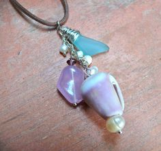 sea glass jewelry - Google Search