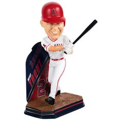 Los Angeles Angels Mike Trout Bobble - #27 Nation (backorder)