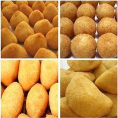 A Massa Versátil para Salgados Fritos é muito saborosa e pode ser usada no preparo de diversos salgados fritos, como coxinhas, rissoles, bolinhas de queijo