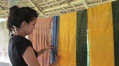 Spotlight India: workshops help Assamese women further develop weaving skills