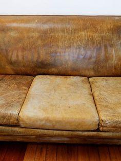 Perfect Great Worn Leather Via:life On Sundays