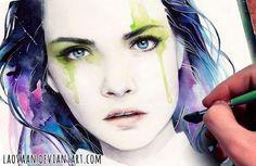Laovaan Watercolor