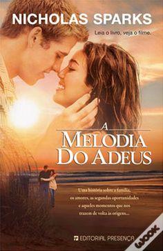 A Melodia do Adeus, Nicholas Sparks - WOOK