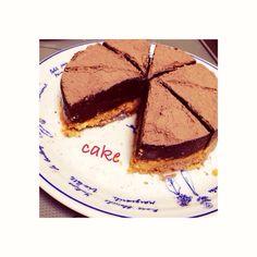 簡単!材料4つの濃厚生チョコケーキ by とみきんとん [クックパッド] 簡単おいしいみんなのレシピが212万品