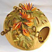 Для домашних животных, ручной работы. Ярмарка Мастеров - ручная работа Кошкин дом Джунгли.. Handmade.: