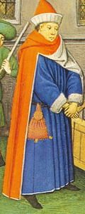 Boccaccio's Decameron 1430 | How to Wear a Medieval Purse