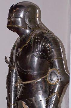 15th Century Gothic Armour