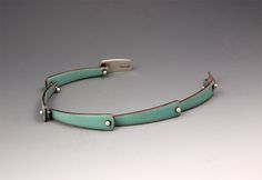 Enameled bracelets - W Walsh Designs