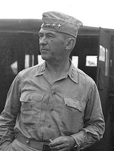 Walter Kruger **** Commanding General/ 6th Army
