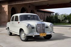 Hemmings Find of the Day – 1958 Mercedes-Benz 180a