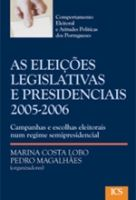 This edited book covers the 2005-2006 elections in Portugal
